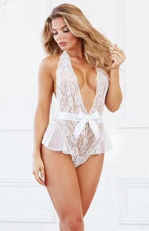 Body PIN-UP Blanc