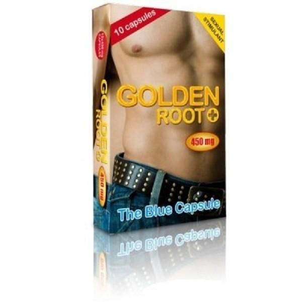 Amélioration des performances sexuelles GOLDEN ROOTS +